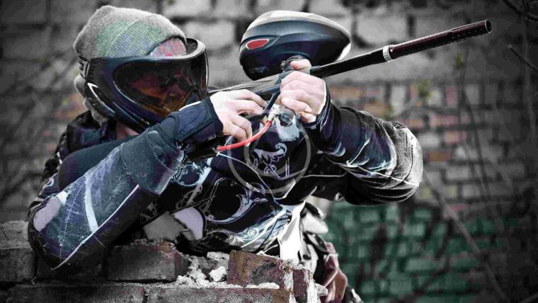 #1 Paintball club