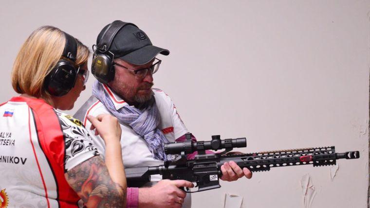Краткий отчет: семинар по стрельбе из карабина